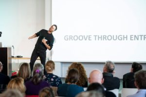 Keynote by Sebastian Matthias, Choreographer, Berlin